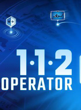112 Operator Key Art