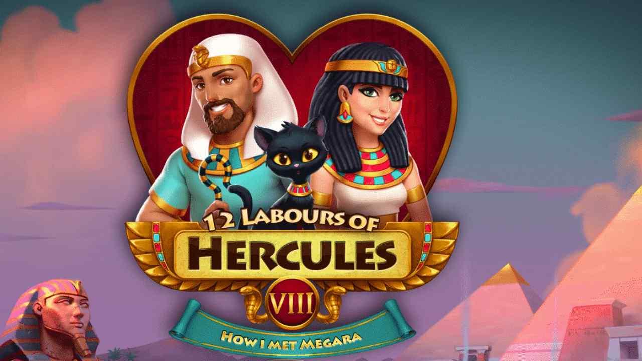 12 Labours of Hercules 8: How 1 Met Megara