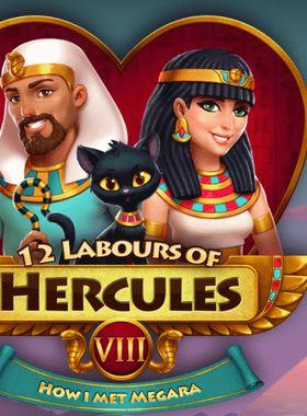 12 Labours of Hercules 8: How 1 Met Megara Key Art