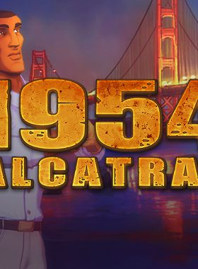 1954: Alcatraz Key Art