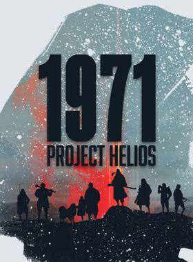 1971 Project Helios Key Art