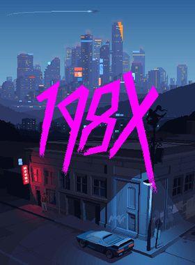 198X Key Art
