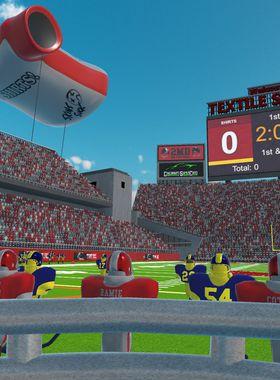 2MD VR Football Key Art
