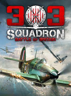 303 Squadron: Battle of Britain Key Art