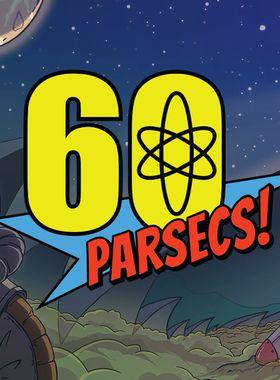 60 Parsecs! Key Art