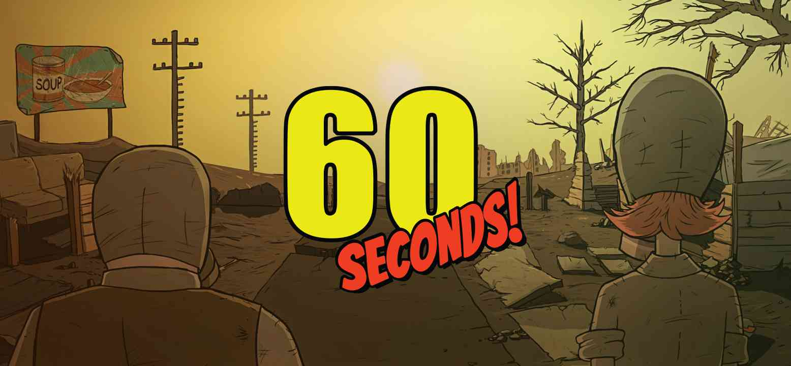 60 Seconds! Background Image