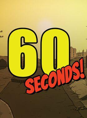 60 Seconds! Key Art