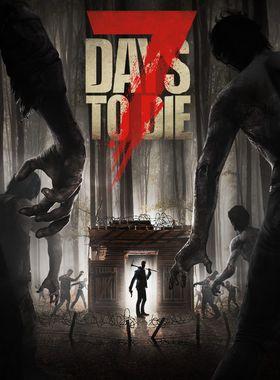 7 Days to Die Key Art