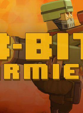 8-Bit Armies Key Art
