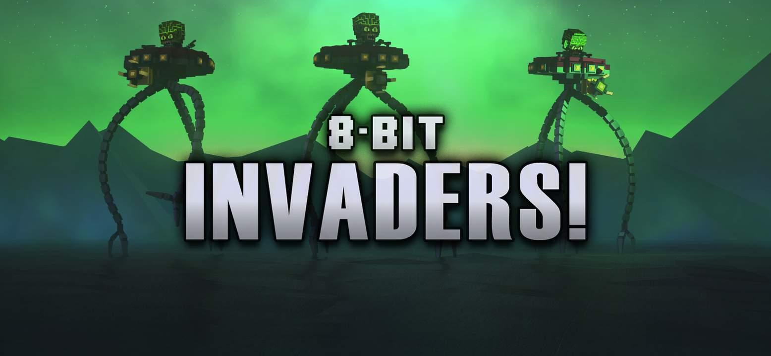 8-Bit Invaders Thumbnail