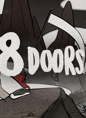 8Doors: Arum's Afterlife Adventure Key Art