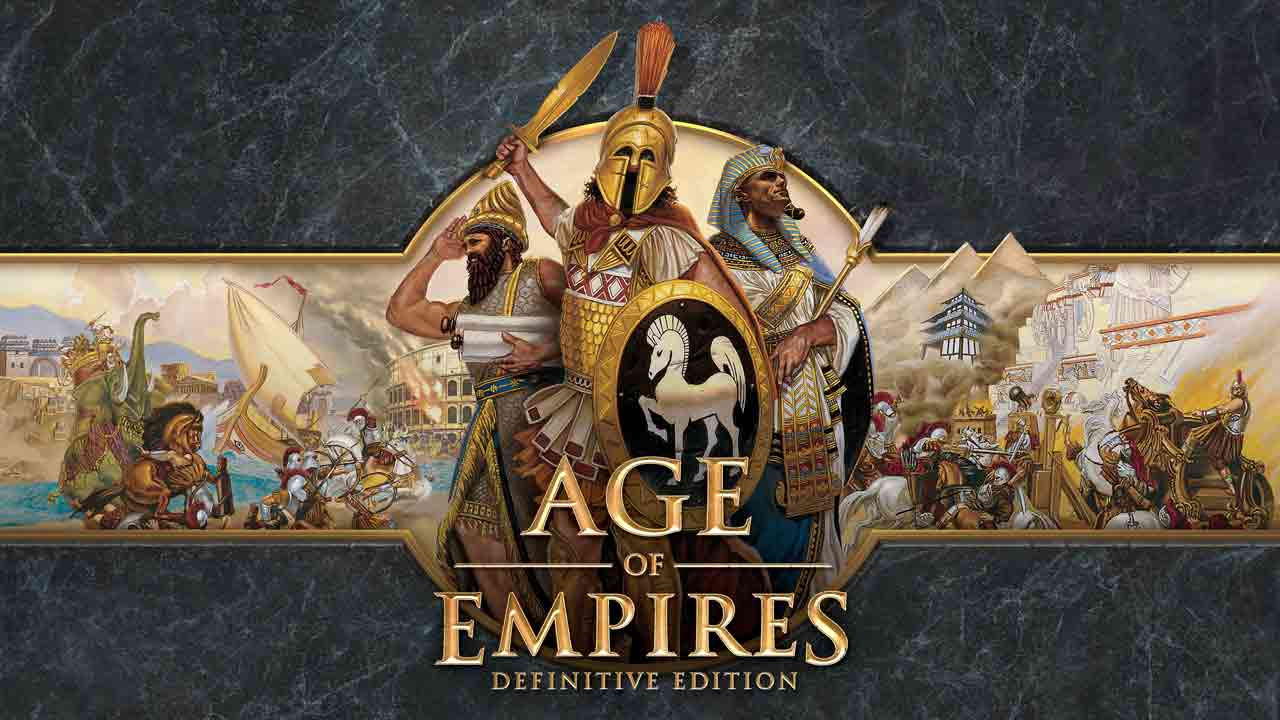 Age of Empires: Definitive Edition Background Image