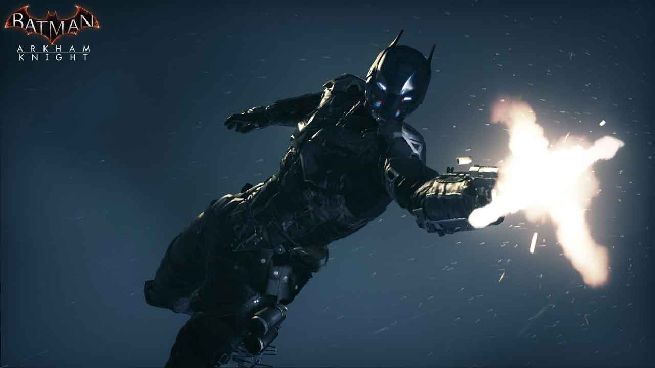 Batman: Arkham Knight Background Image
