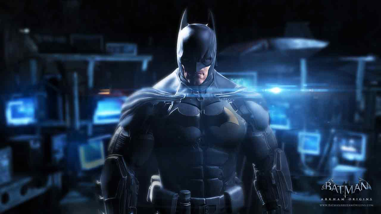 Batman: Arkham Origins Background Image