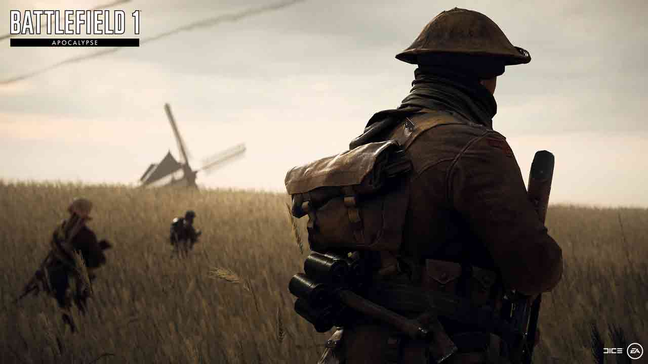 Battlefield 1 Premium Pass Background Image
