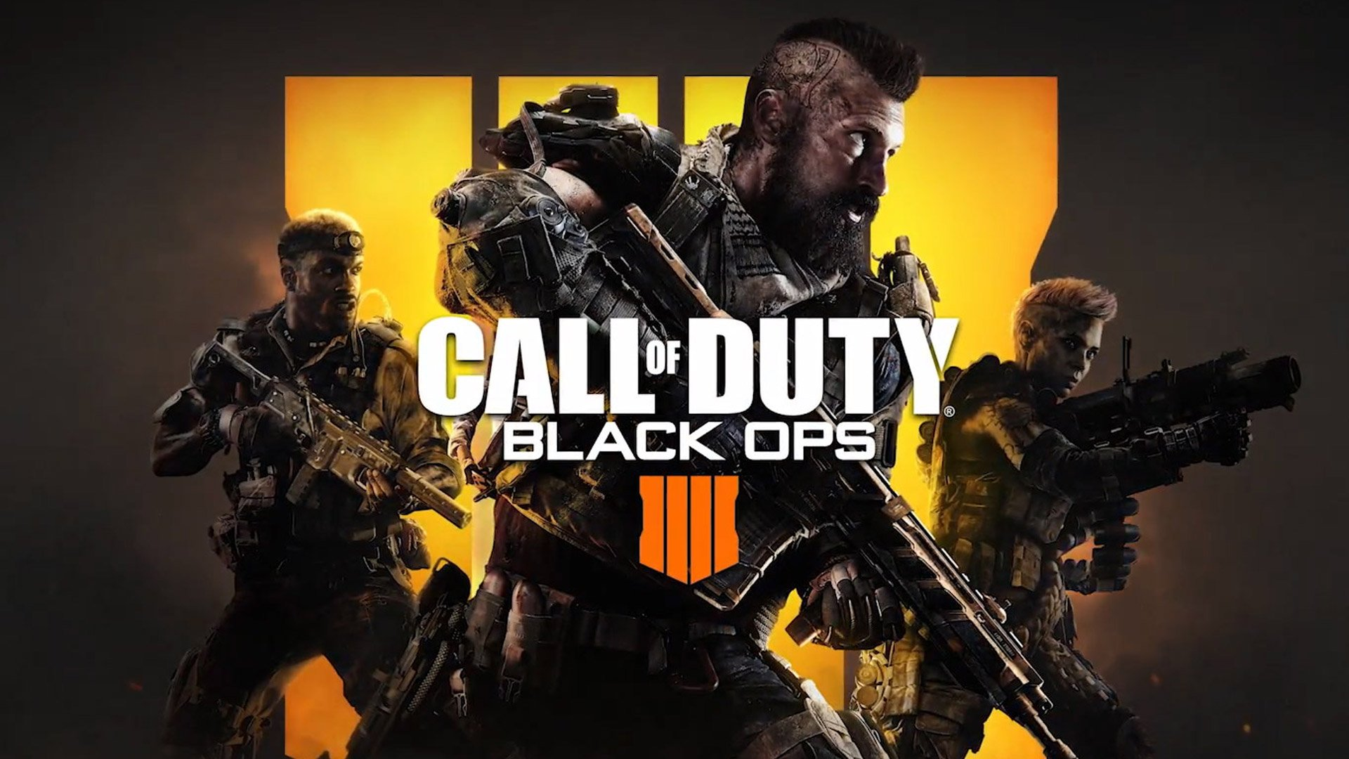 Call of Duty: Black Ops 4 Video