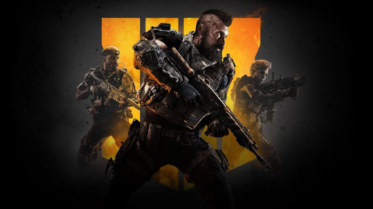 Call of Duty: Black Ops 4 Background Image