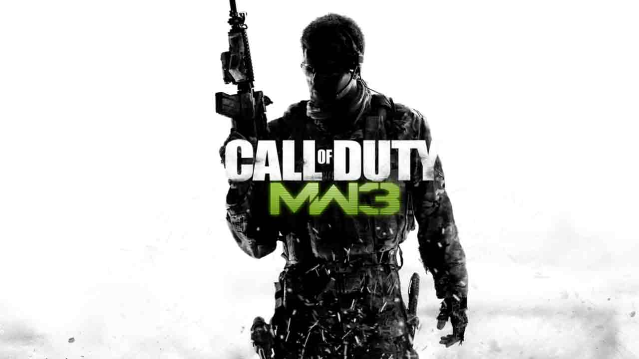 Call of Duty: Modern Warfare 3 Background Image