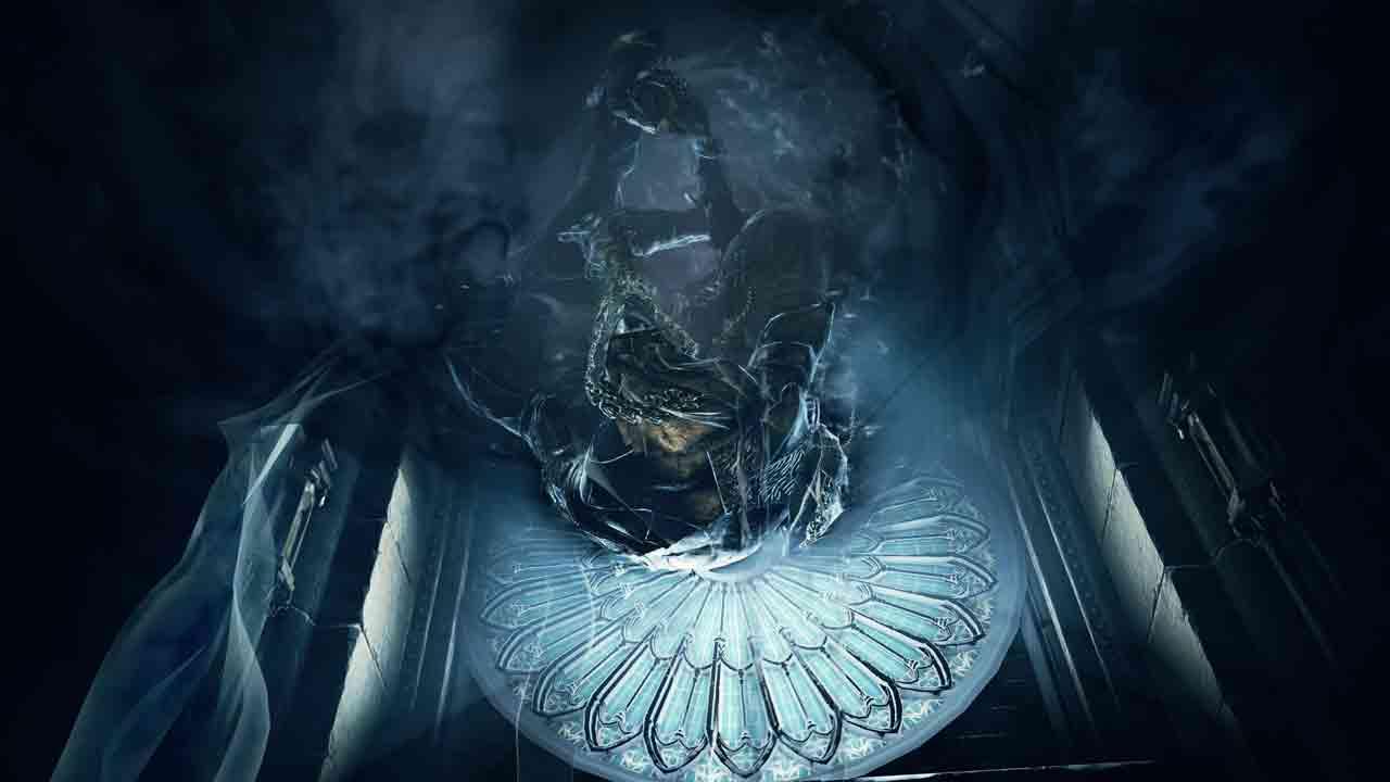 Dark Souls III Background Image