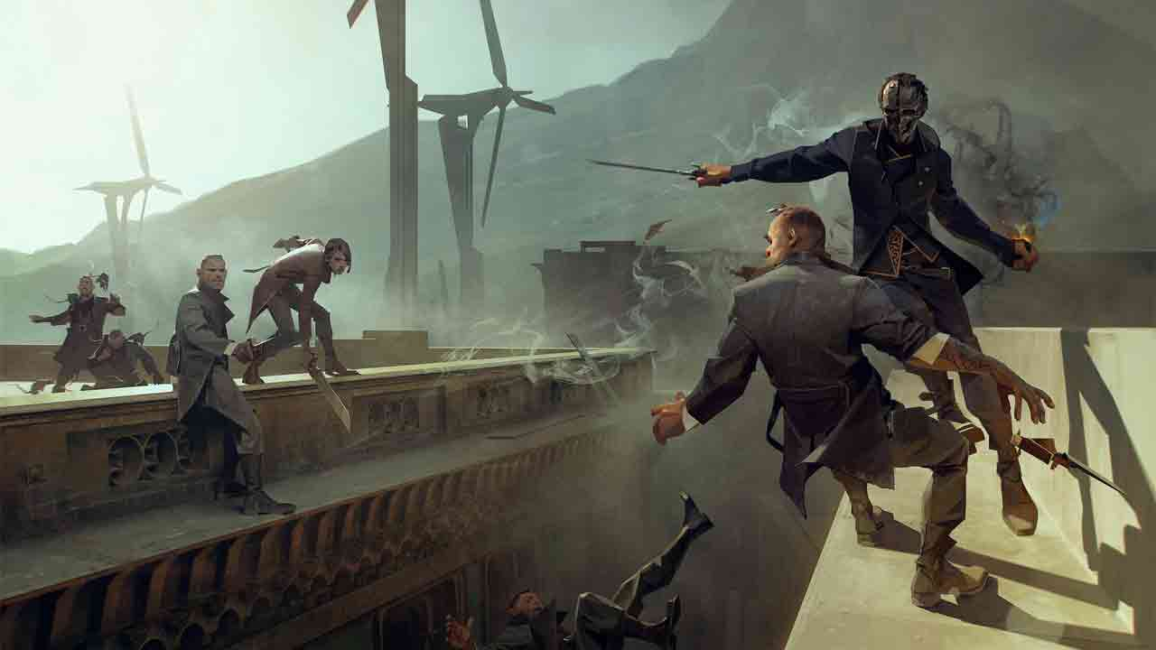 Dishonored 2 Background Image