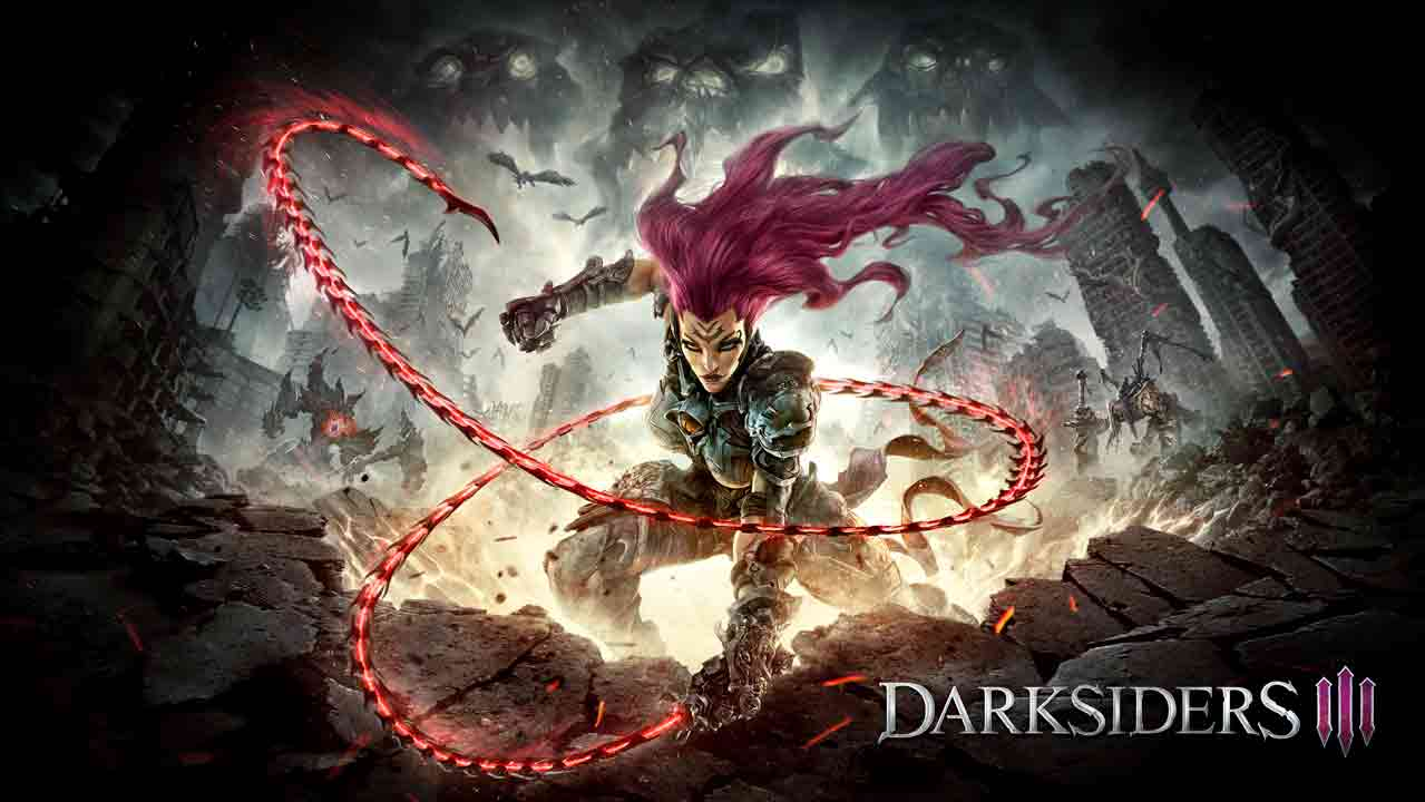 Darksiders III Background Image