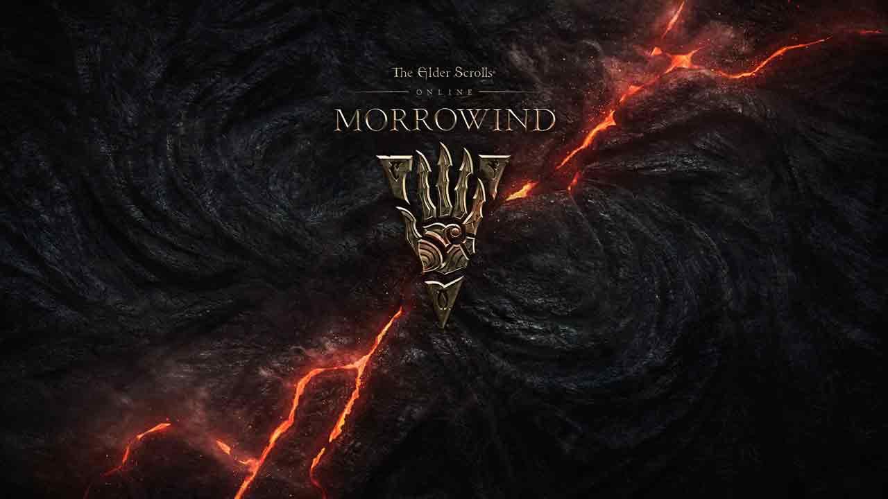 The Elder Scrolls Online - Morrowind Background Image