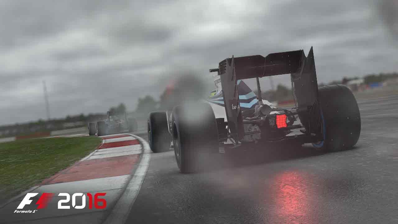 F1 2016 Thumbnail
