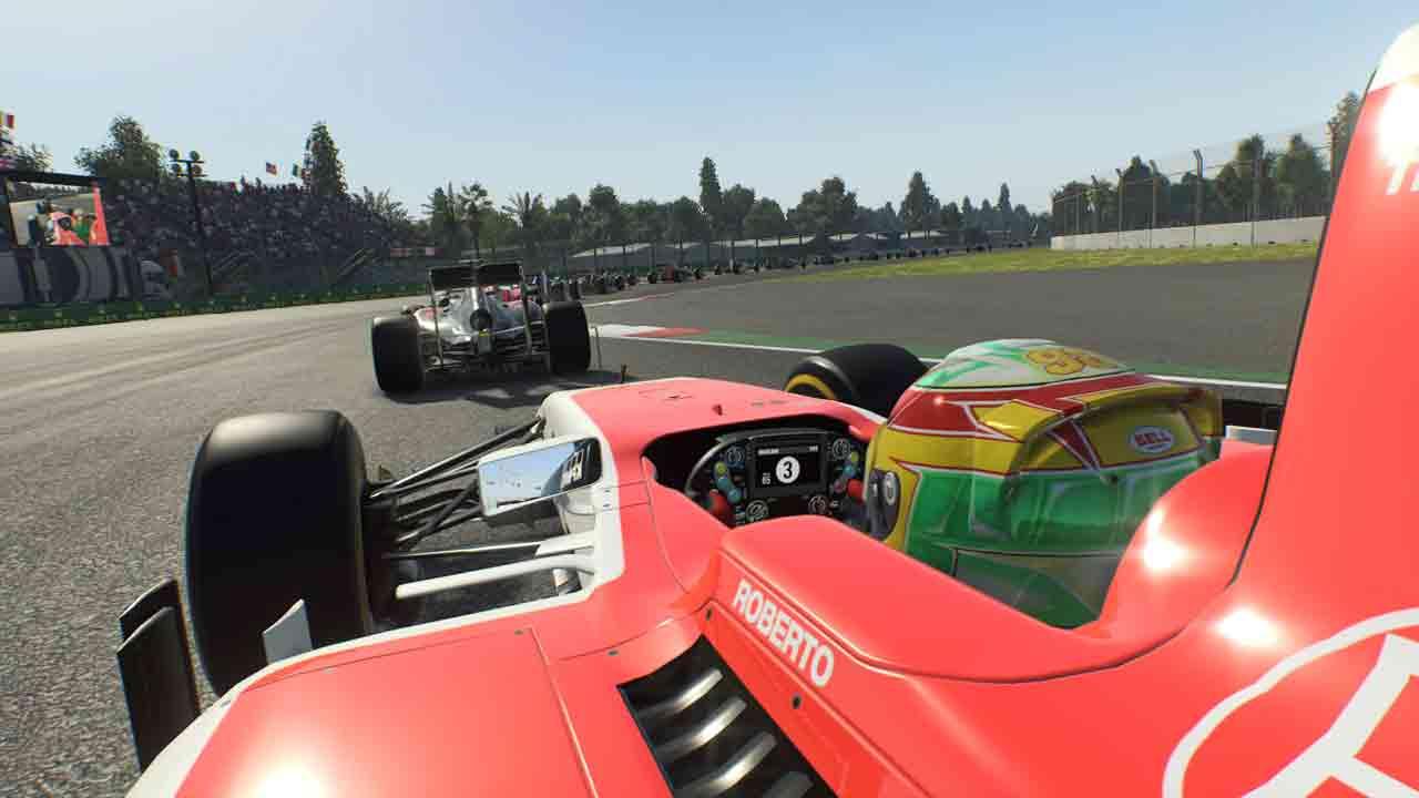 F1 2015 Background Image