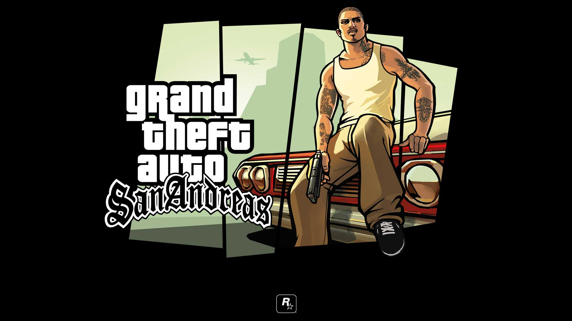 Grand Theft Auto: San Andreas Video