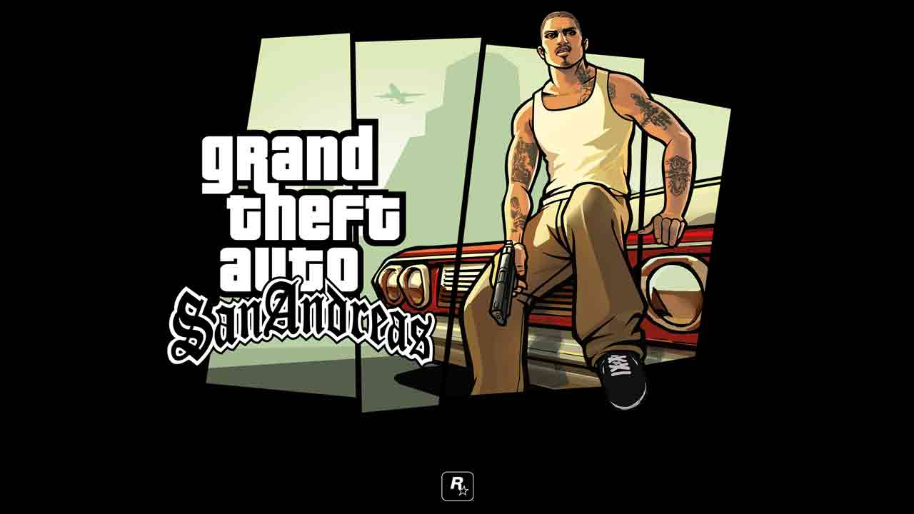 Grand Theft Auto: San Andreas Background Image