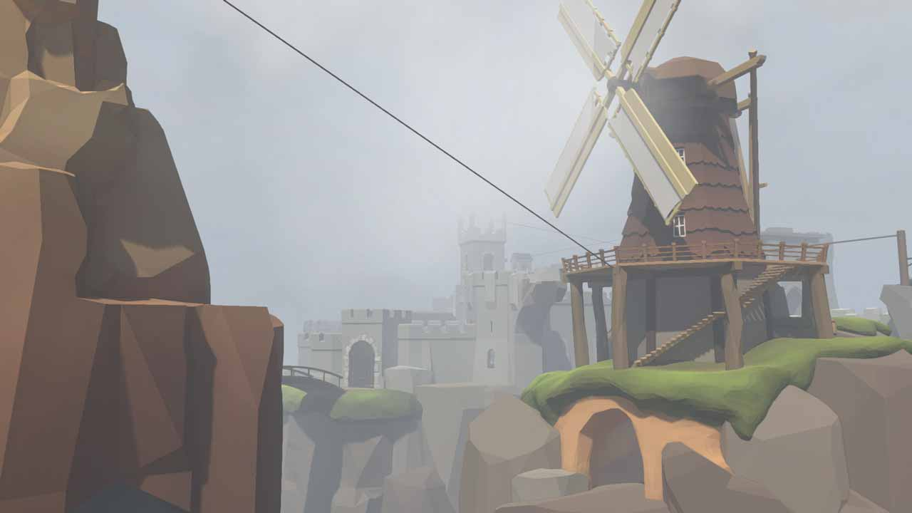 Human: Fall Flat Background Image