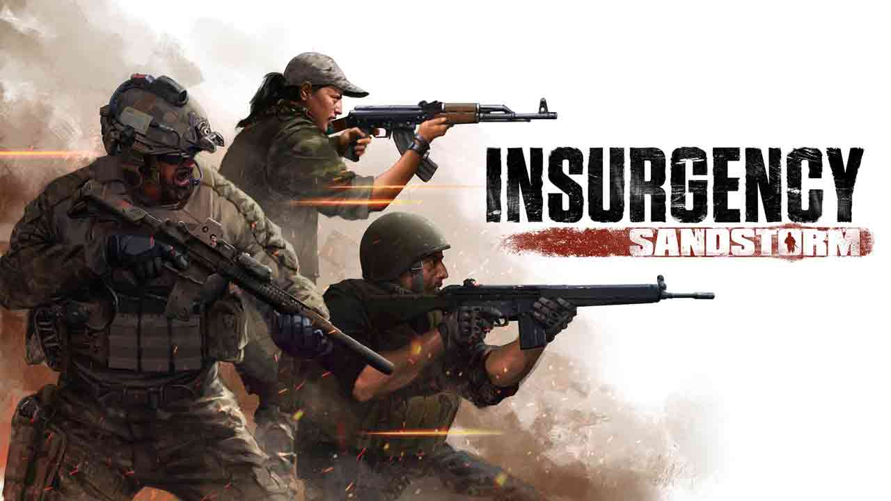 Insurgency: Sandstorm Background Image