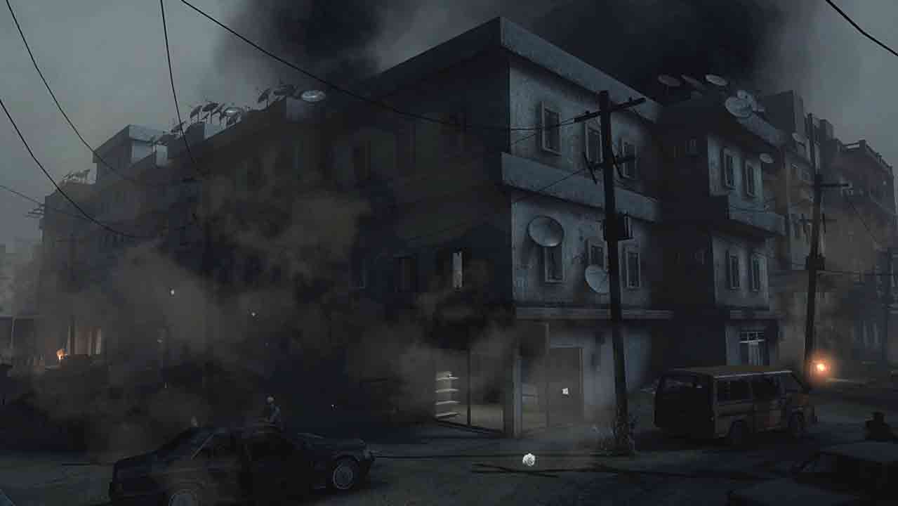 Insurgency Background Image