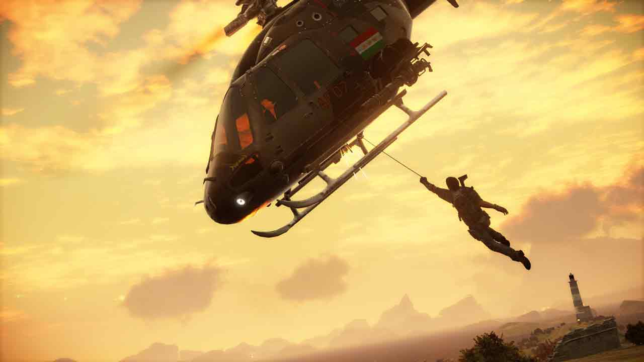 Just Cause 3 Thumbnail