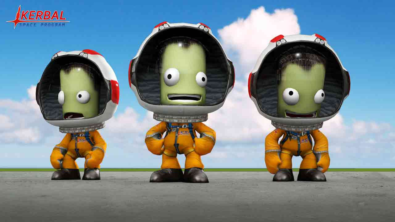 Kerbal Space Program Thumbnail