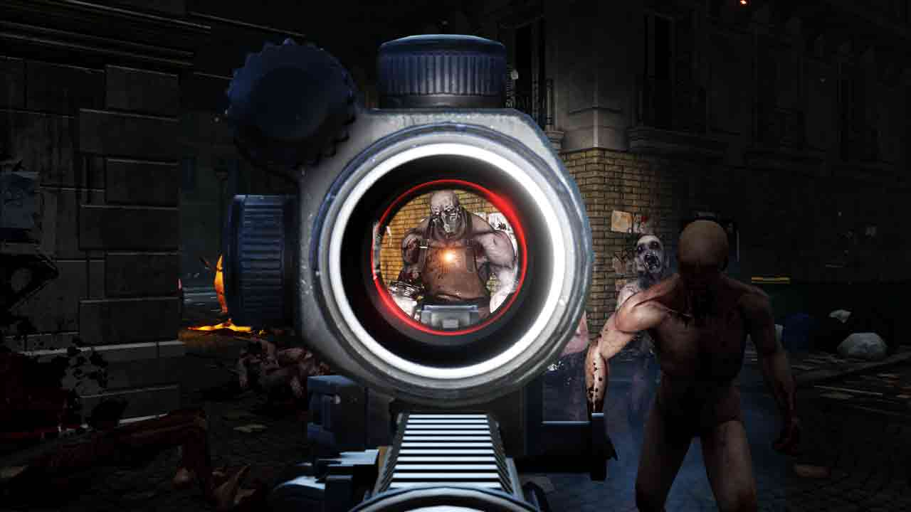 Killing Floor 2 Background Image