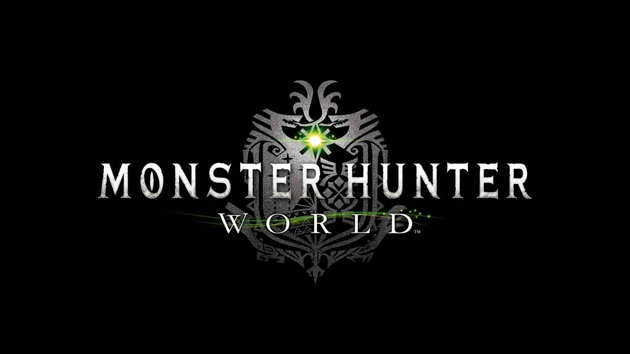 Monster Hunter: World Background Image