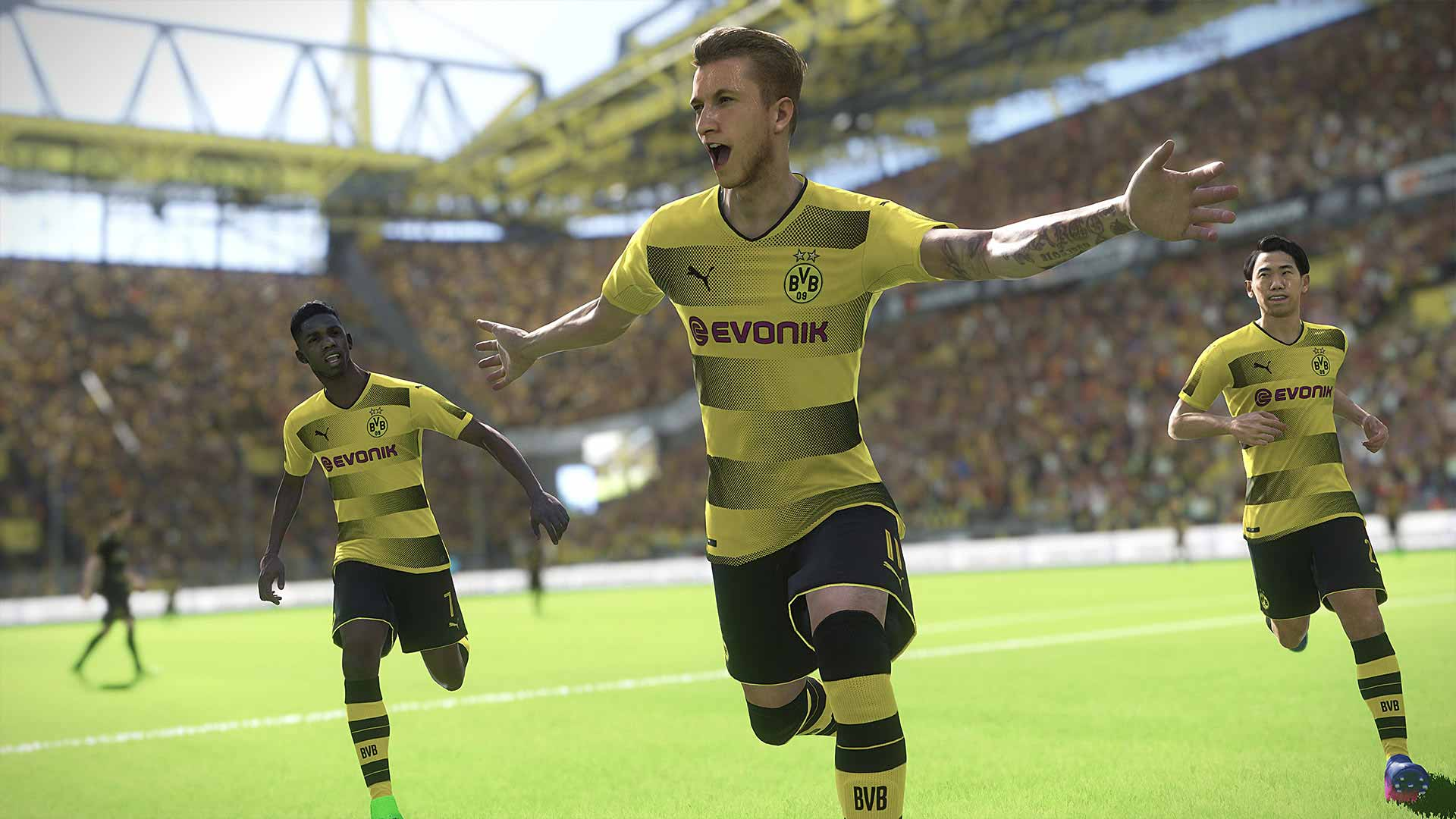 Pro Evolution Soccer 2018 Video