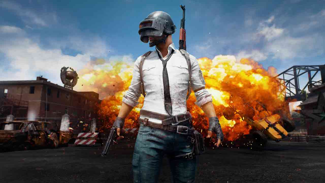PLAYERUNKNOWN'S BATTLEGROUNDS Background Image