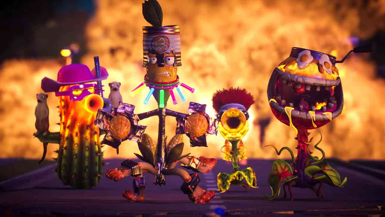 Plants vs Zombies: Garden Warfare 2 Background Image