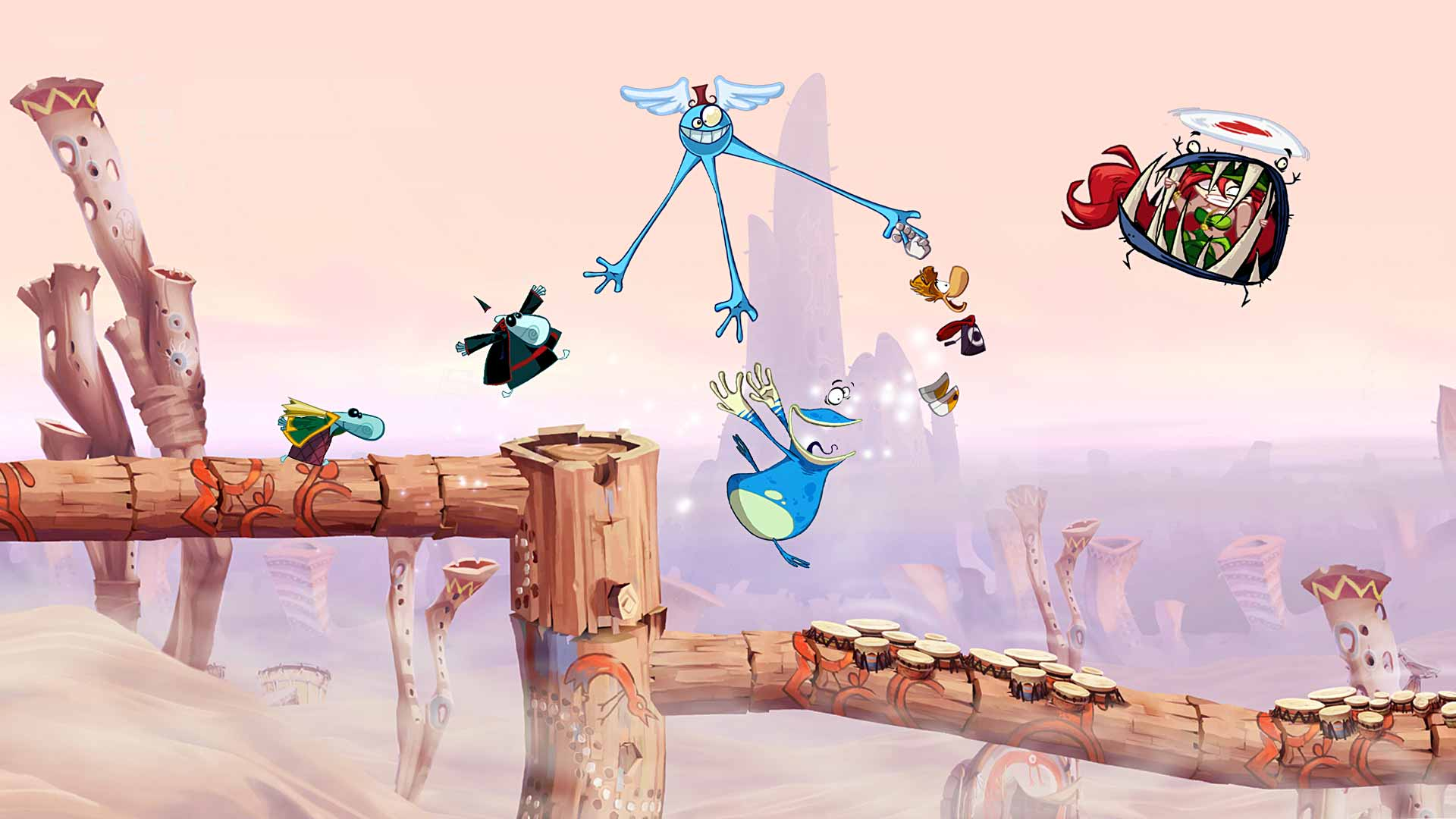 Rayman Origins Video