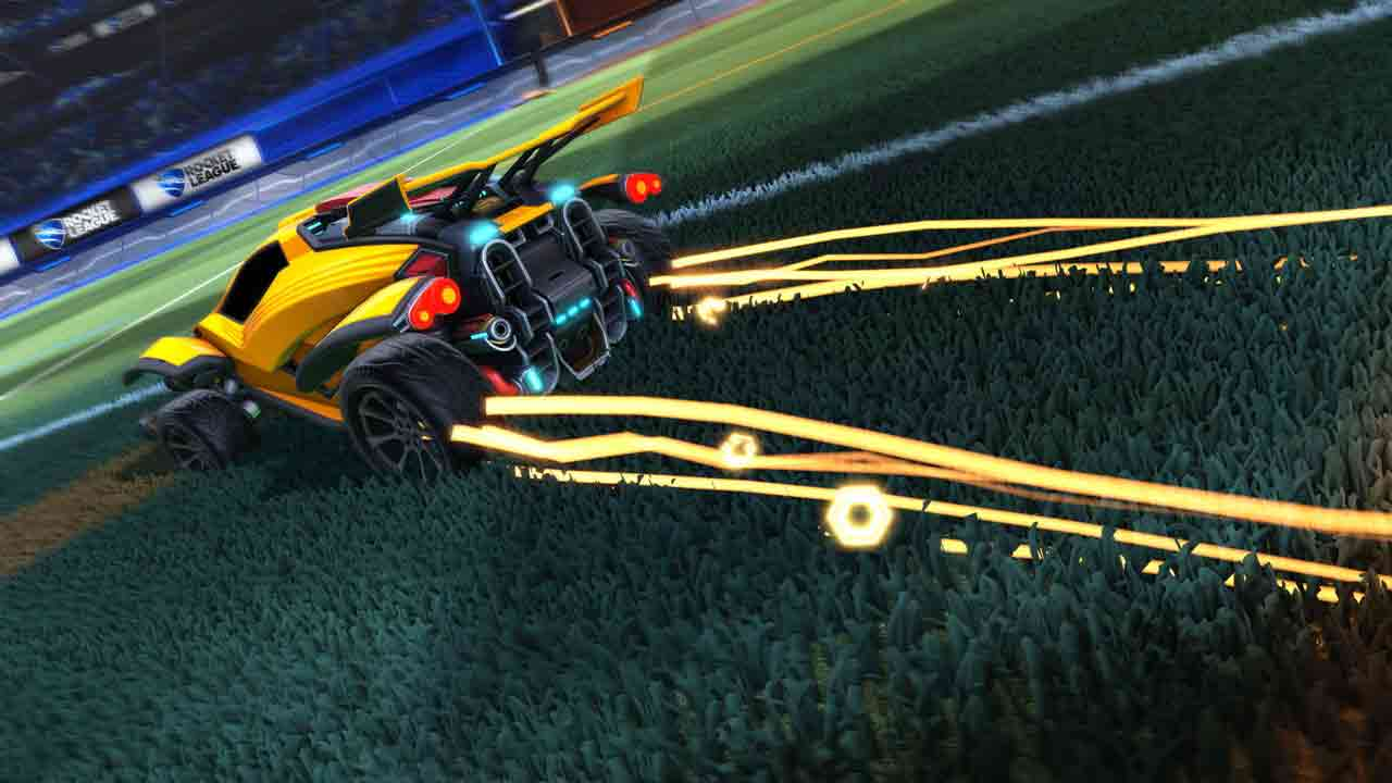 Rocket League Thumbnail
