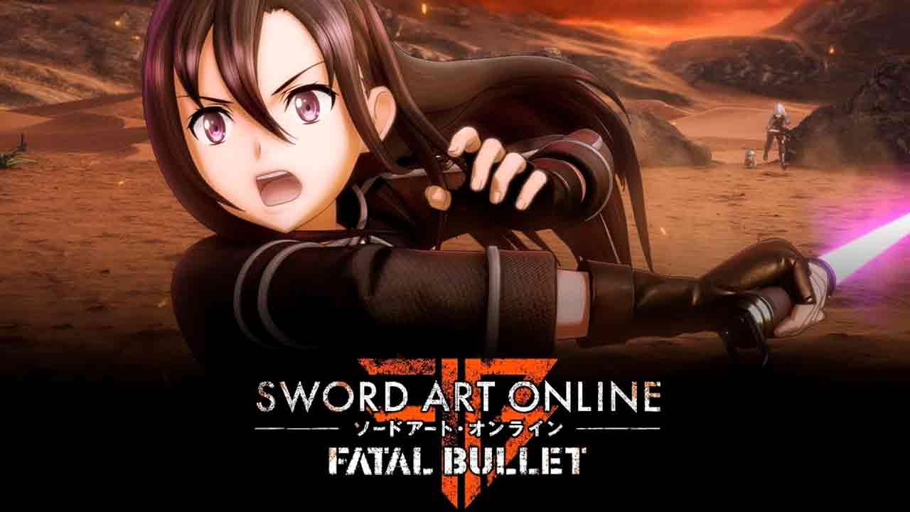 Sword Art Online: Fatal Bullet Background Image