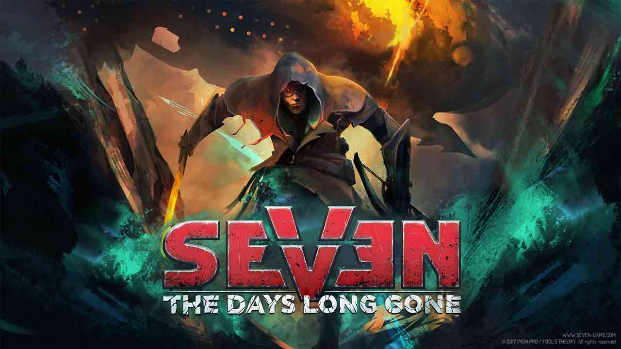 Seven: The Days Long Gone Background Image