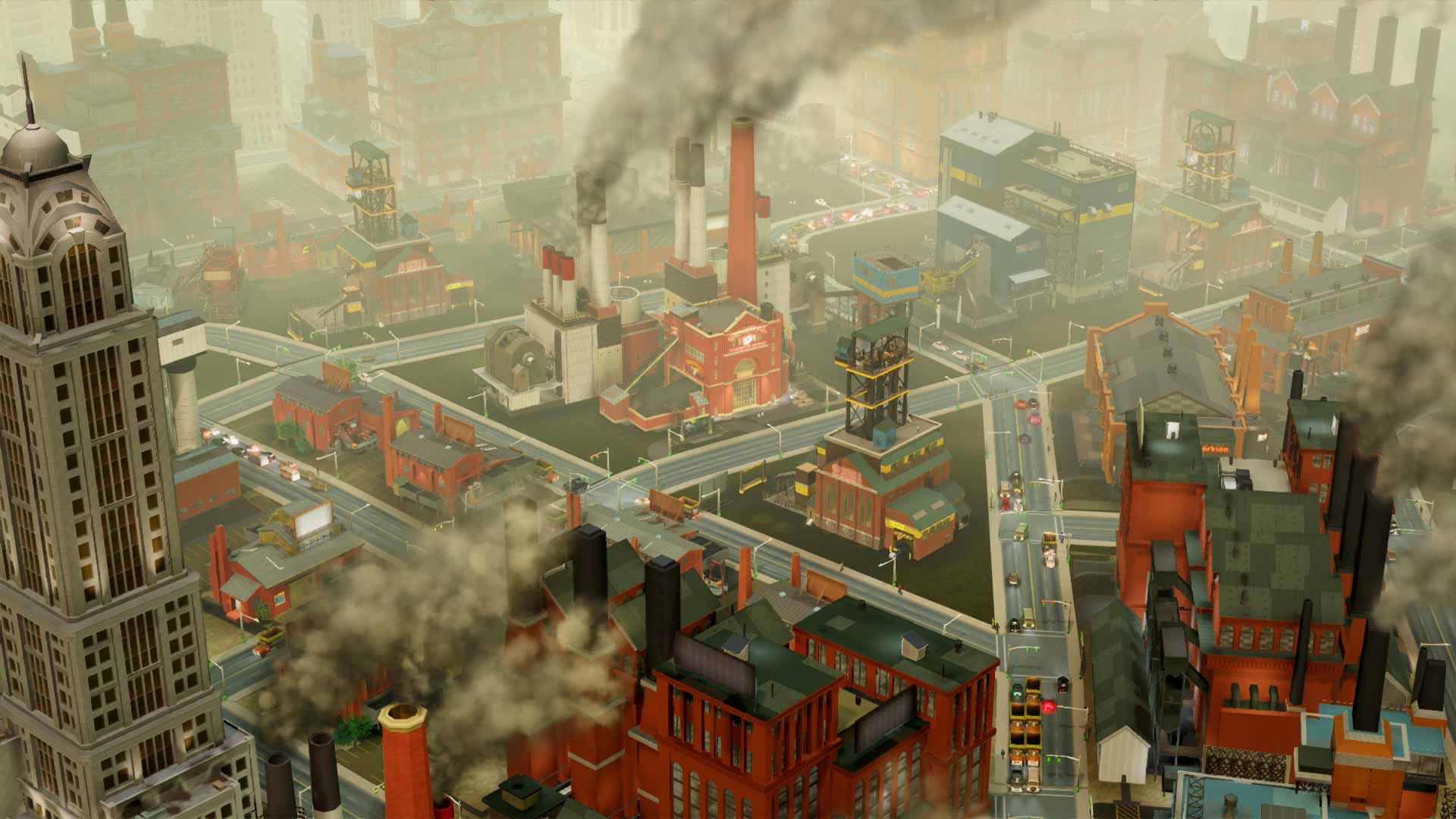Sim City Video