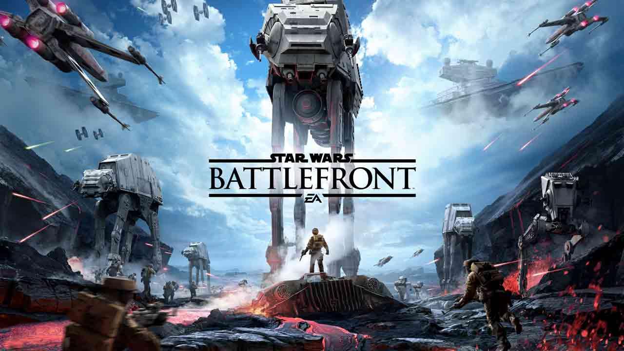 Star Wars Battlefront Background Image
