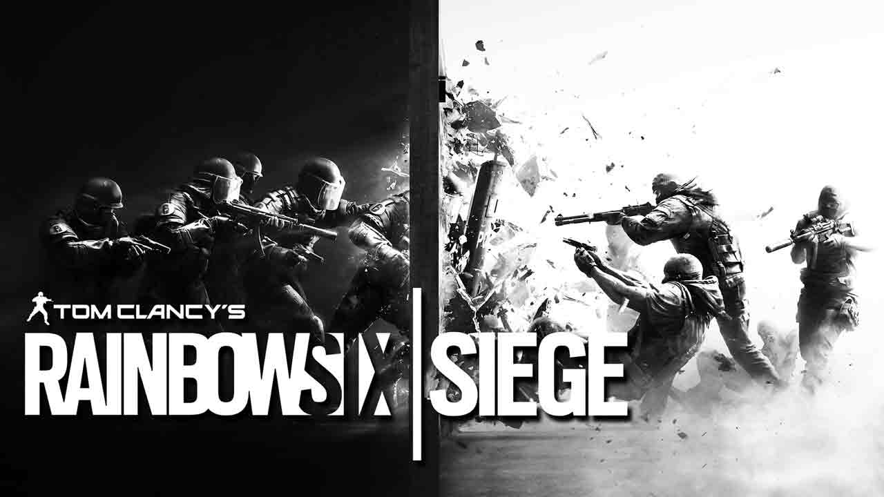 Tom Clancy's Rainbow Six: Siege Thumbnail