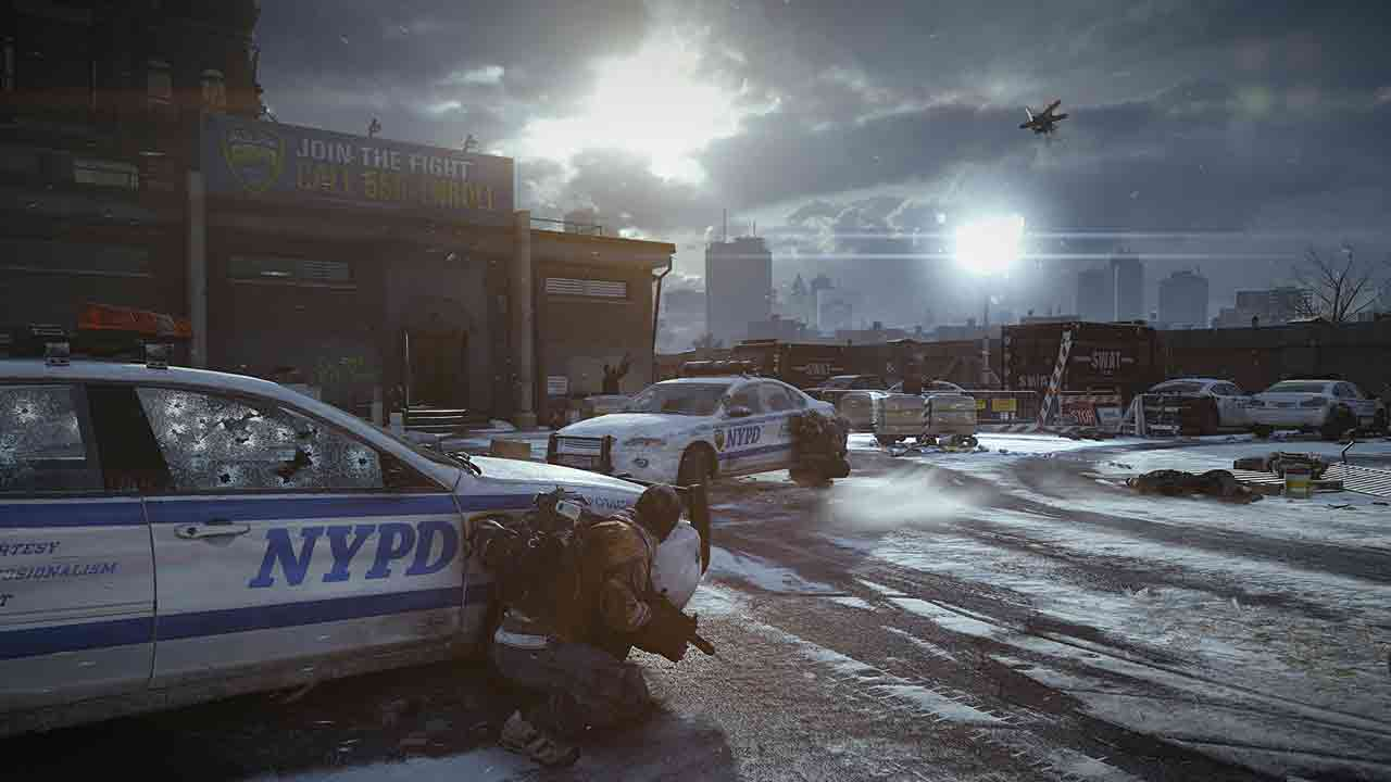 Tom Clancy's The Division Background Image