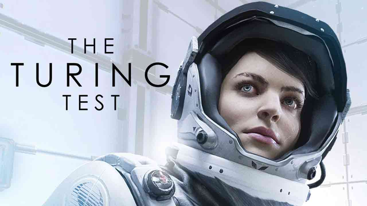 The Turing Test Background Image