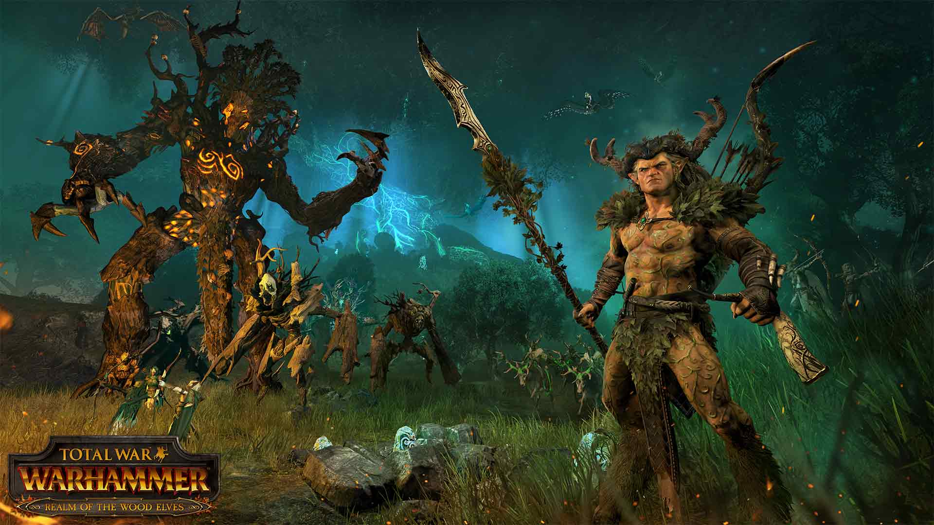 Total War: Realm of the Wood Elves